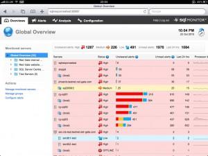 SQL Monitor shot 1